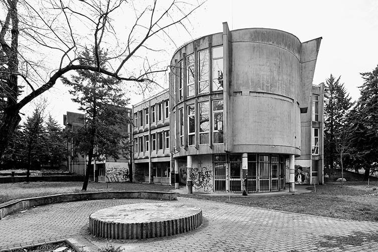 Nikola Karev Secondary School by Janko Konstantinov