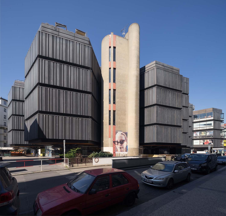 Kotva Department Store / Obchodní dům Kotva, Věra Machoninová, Vladimír Machonin, 1970-75