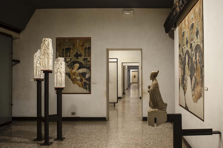Correr Museum, Carlo Scarpa; 1957-60