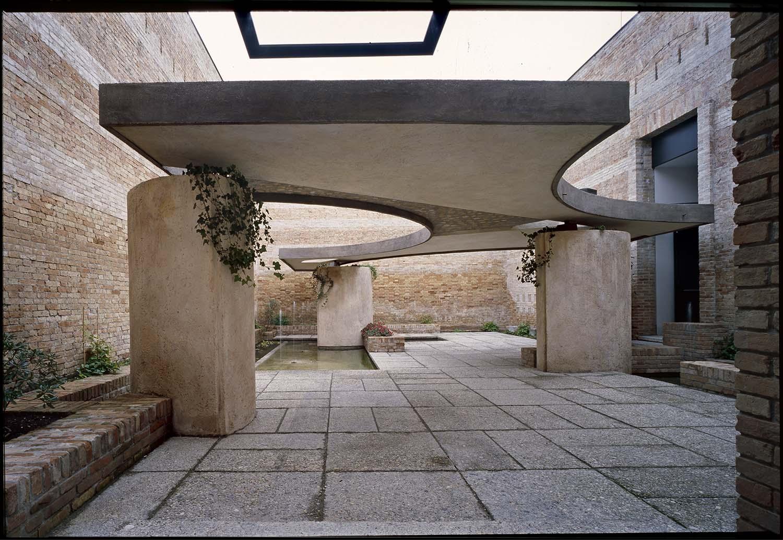 Sculpture Garden (Giardini della Biennale), Carlo Scarpa, 1950-52