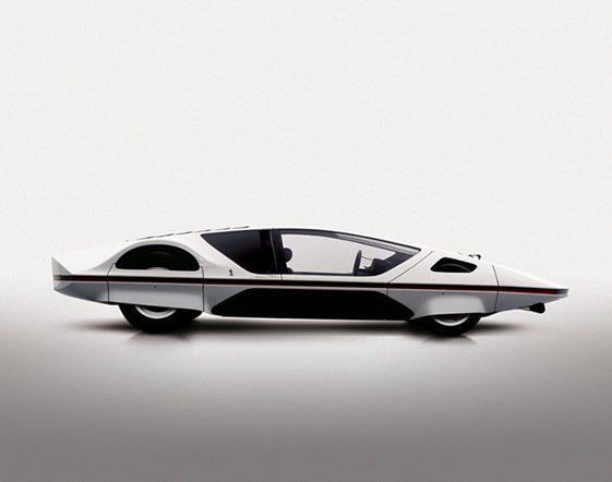 Design Classic: Ferrari Modulo, 1970