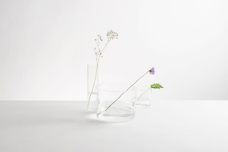 Moisés Hernández, Orgono Vases ECAL Product Design Graduate