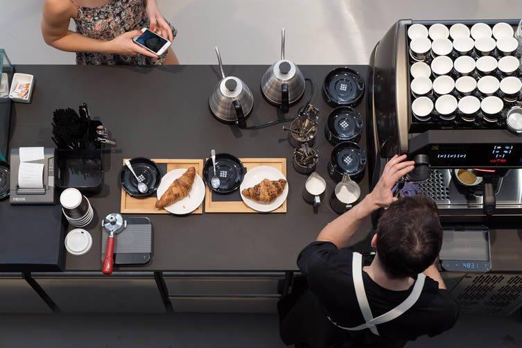 Moleskine Café, Brera Design District