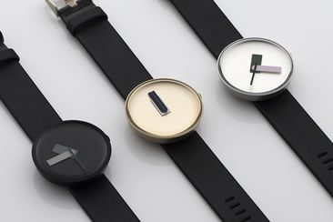 Mòltair Watch by Samuel Wilkinson for Nomad