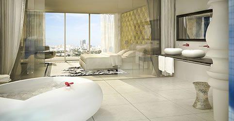 Mondrian Beach Hotel Miami