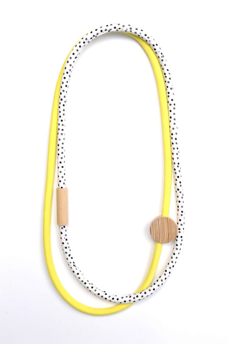 Monica Stassi Necklaces at Howkapow