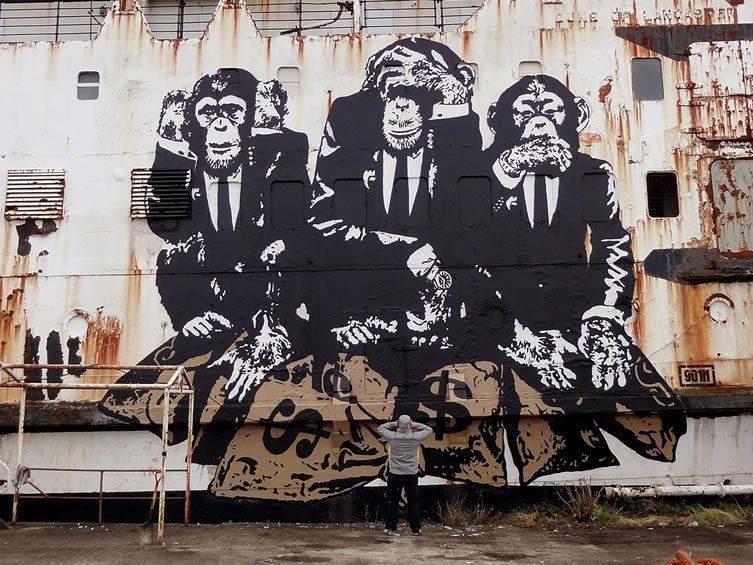 Goin Street Art