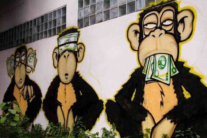 Mau Mau Street Art