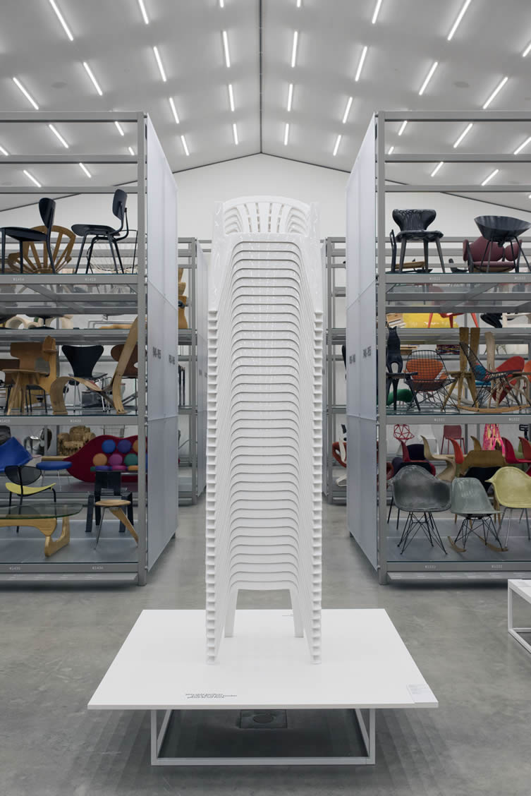 Monobloc, A Chair for the World at Schaudepot, Vitra Design Museum Weil am Rhein