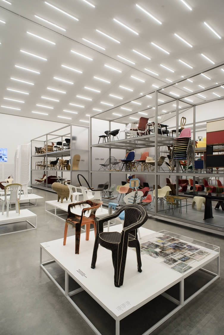 European style office furniture valentineblog net - Views Vitra Design Museum Monobloc A Chair For The World