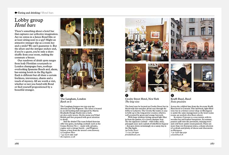 The MONOCLE Guide to Hotels, Inns and Hideaways Published by gestalten