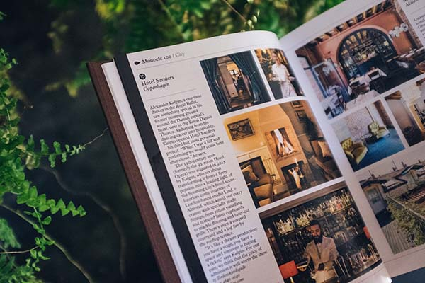The MONOCLE Guide to Hotels, Inns and Hideaways