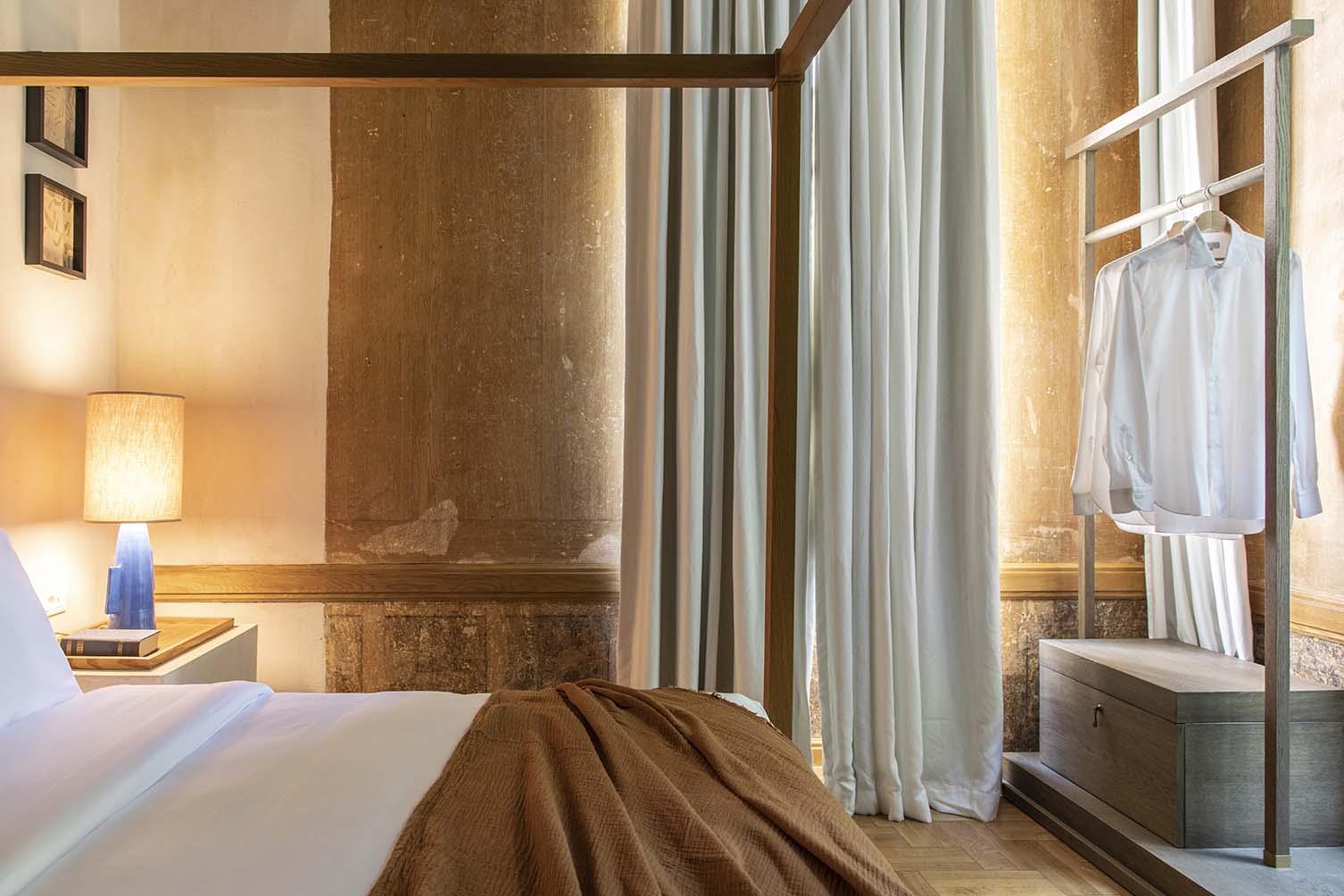 Monsieur Didot Athens Design Hotel in Kolonaki Designed by Babatchas
