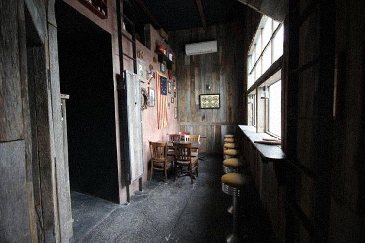 Montana's Trail House — Bushwick, Brooklyn