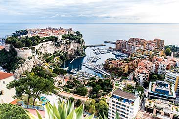 A Weekend in Monte Carlo