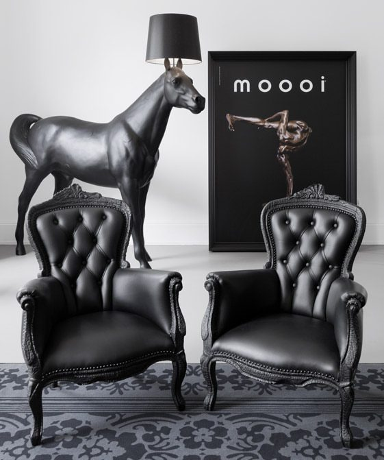 Moooi, London Showroom