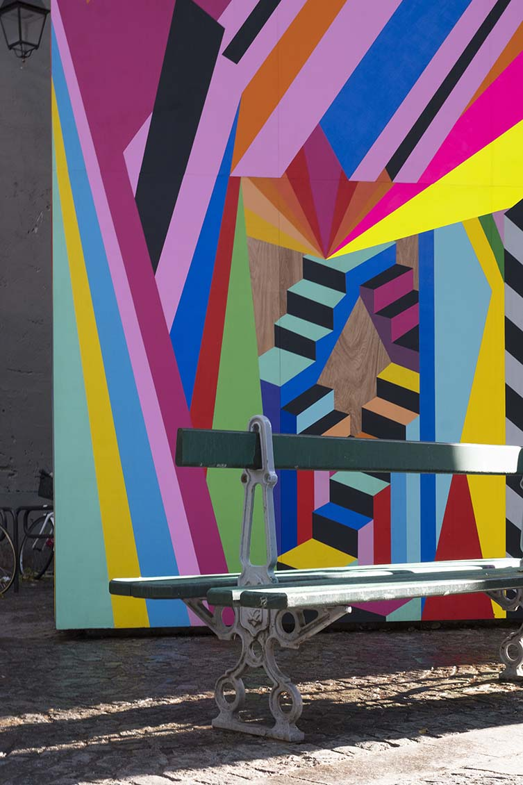 Morag Myerscough, A NEW NOW