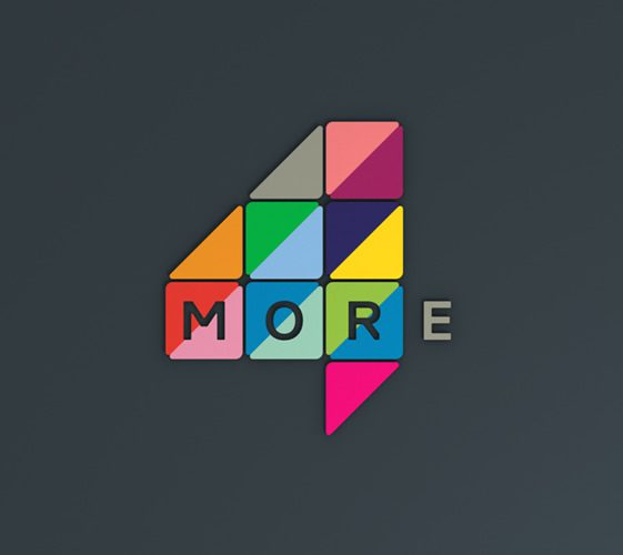 More4's New Identity