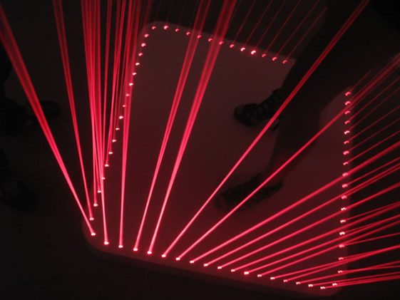 "Moritz Waldemeyer's ""Home Disco"""