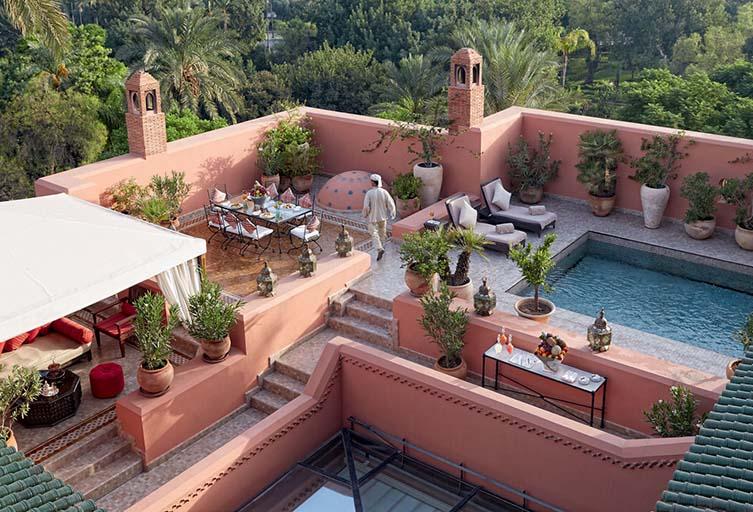 Hotel Mansour, Marrakech