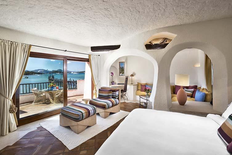 Hotel Cala Di Volpe, Sardinia