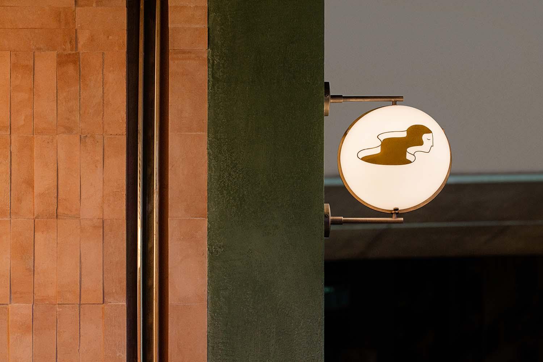 Mother Pearl Hong Kong Bubble Tea Bar, Lyndhurst Terrace. Designed by A Work Of Substance
