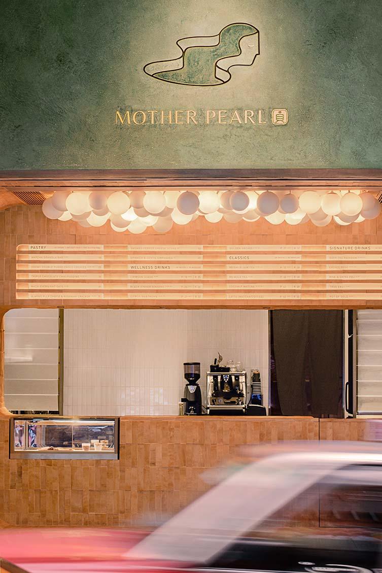 Hong Kong Bubble Tea Bar, Lyndhurst Terrace. Designed by A Work Of Substance