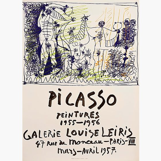 Pick up a Picasso