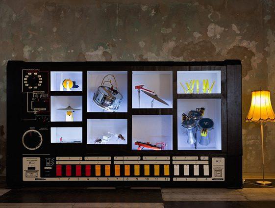 MR-808, Moritz Simon Geist