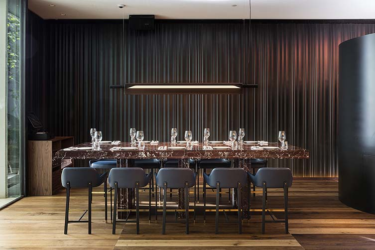 MR PORTER Barcelona, Steakhouse Restaurant at Sir Victor Design Hotel