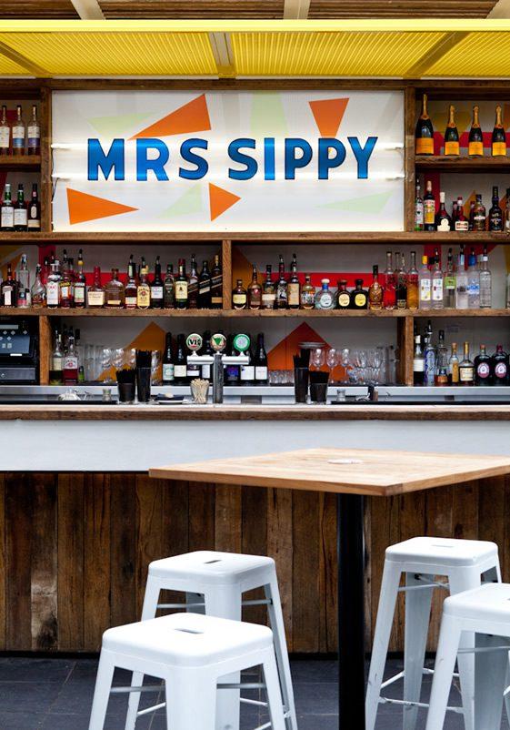 Mrs Sippy, Sydney