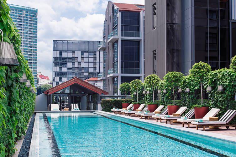 M Social Singapore, Robertson Quay