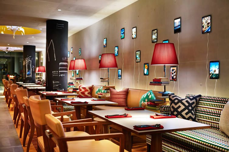 M Social Singapore Philippe Starck Designed Robertson