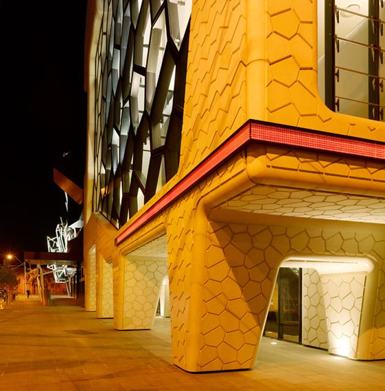 Melbourne Recital Centre and MTC Theatre