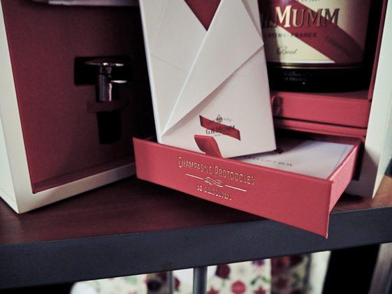 G.H.MUMM Protocoles Gift Box