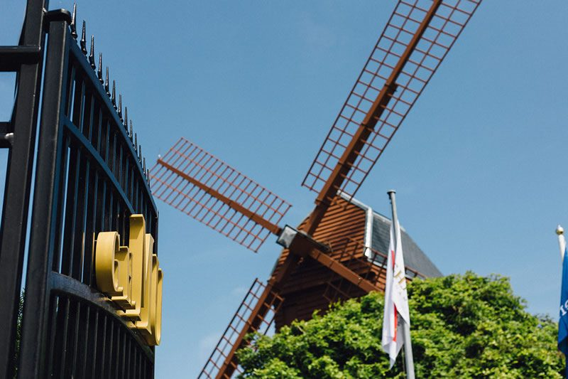 Mumm's Moulin de Verzenay mill