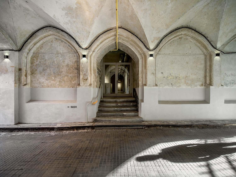 Lviv Municipal Art Center, Ukraine Art Centre Designed by replus design bureau