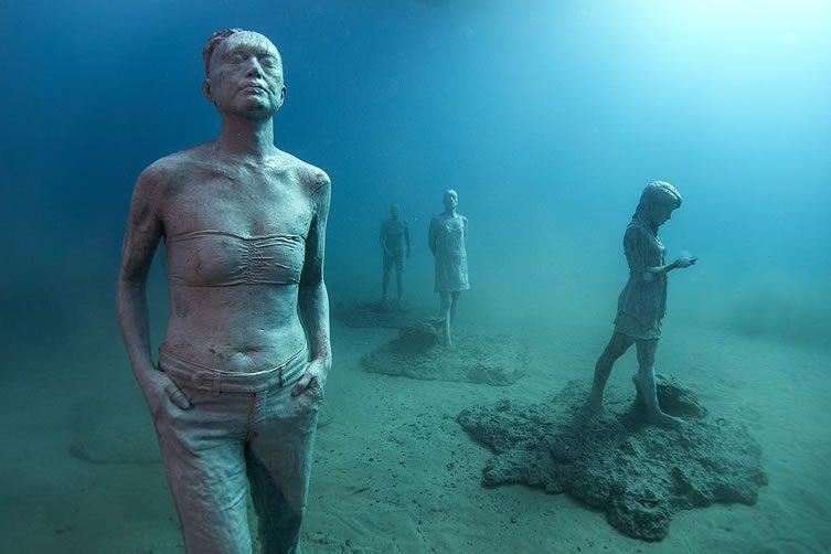 Museo Atlantico, Lanzarote