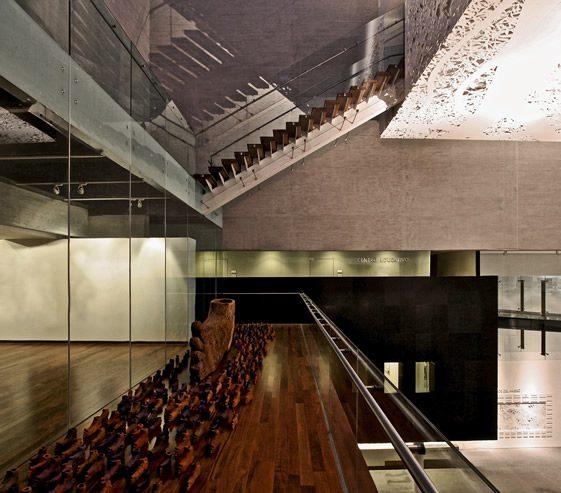 Museo Memoria y Tolerancia, Mexico City