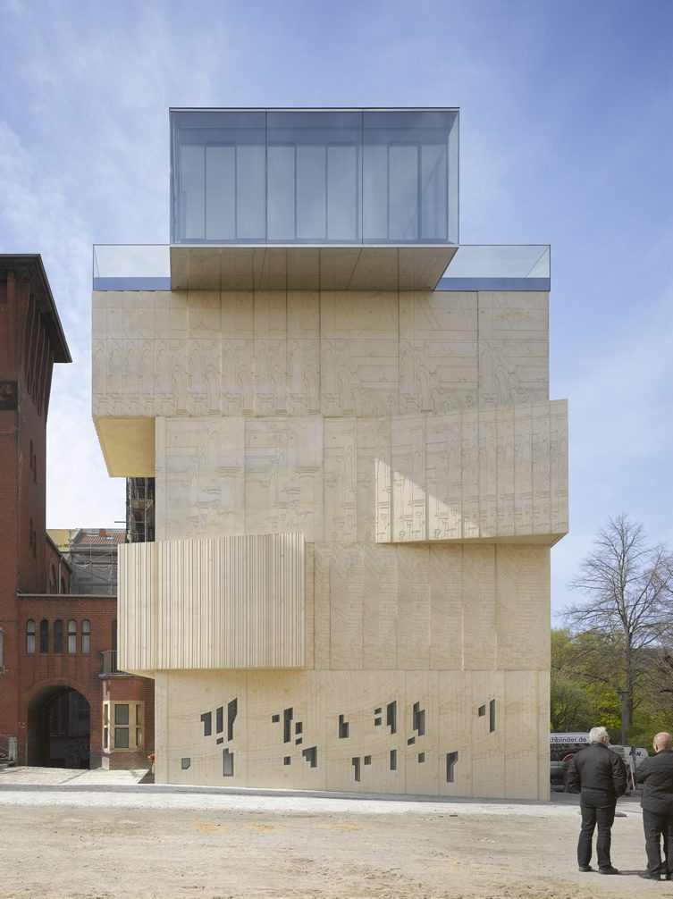 Museum For Architectural Drawing Berlin tchoban foundation museum for architectural drawing — berlin