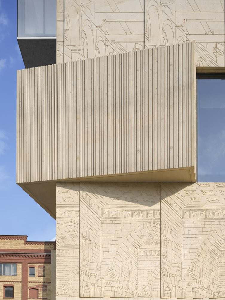 Tchoban Foundation Museum for Architectural Drawing, Berlin
