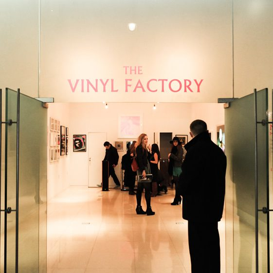 The Vinyl Factory pop-up at St Martins Lane Hotel