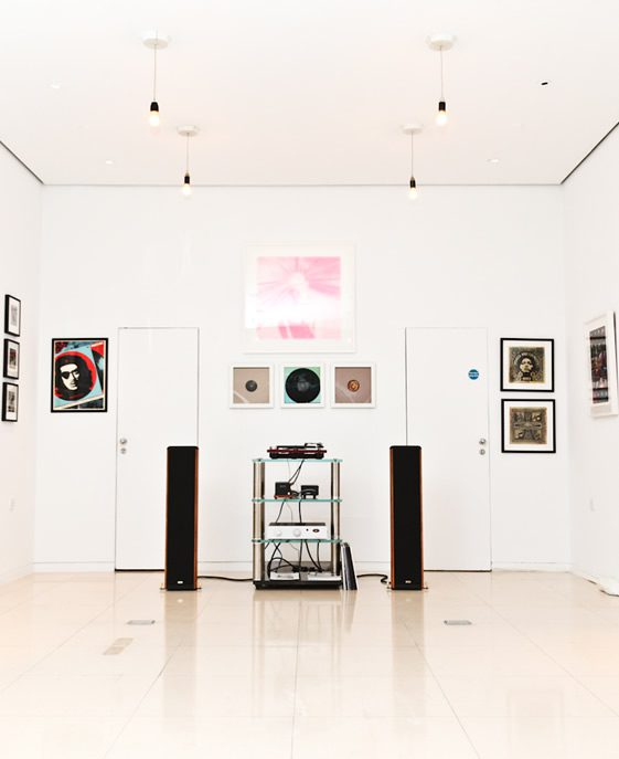 Vinyl Factory pop-up at St Martins Lane Hotel