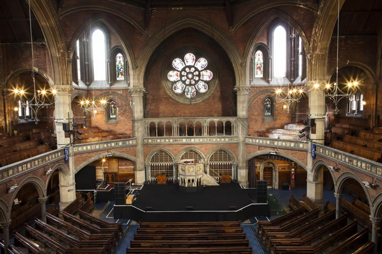 Stay Londons Best Music Venues on White Victorian Kitchen