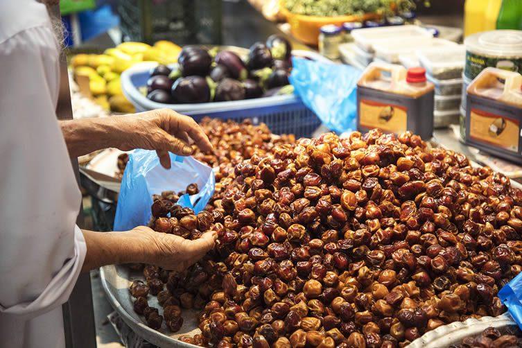 Muttrah Fish Market Muscat