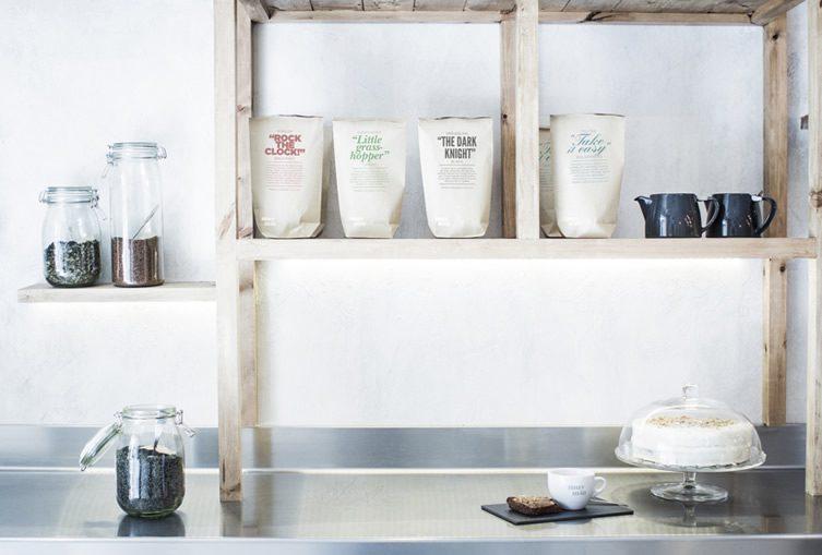 Muy Mío Café — Barcelona