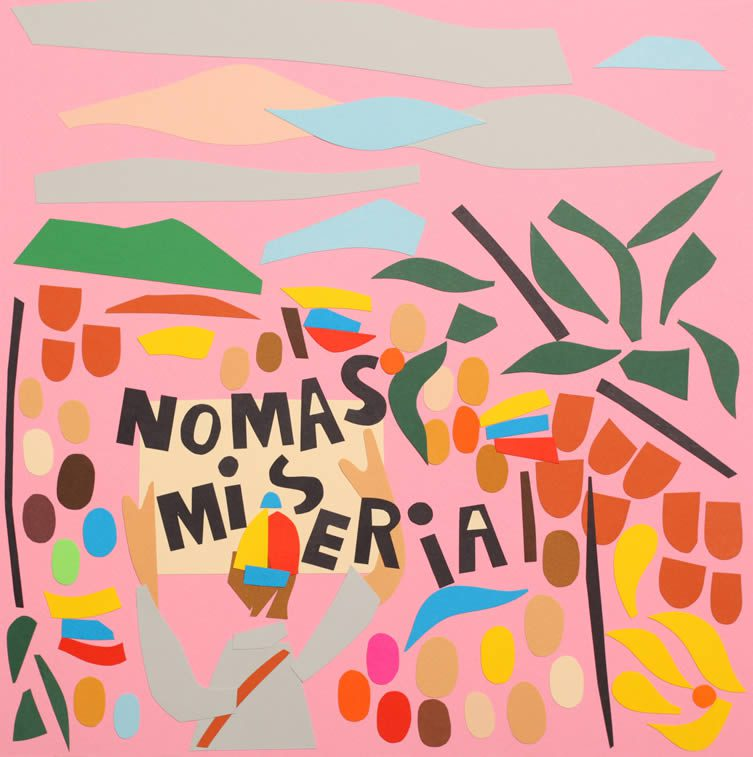Nadia Hernández No Más Miseria