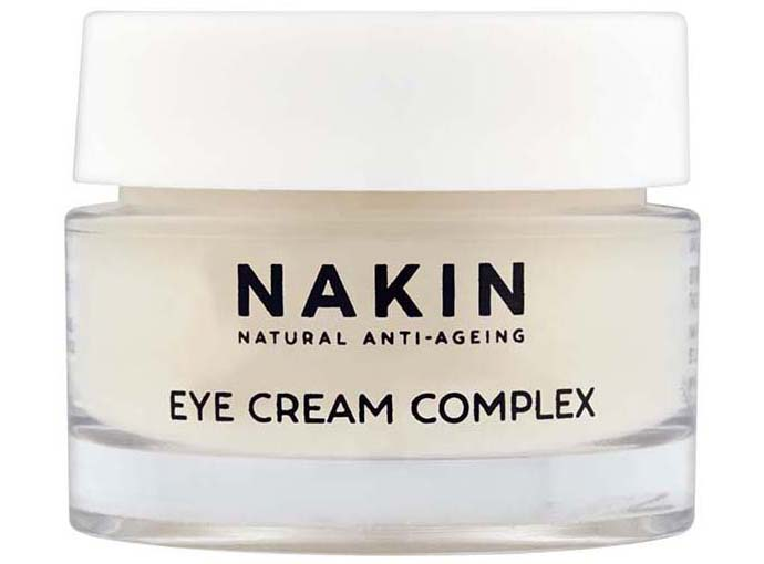 Nakin Natural Anti-Ageing Lip Treatment Balm and Eye Cream