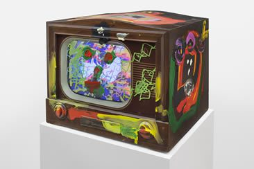 Nam June Paik: The Late Style at Gagosian Hong Kong