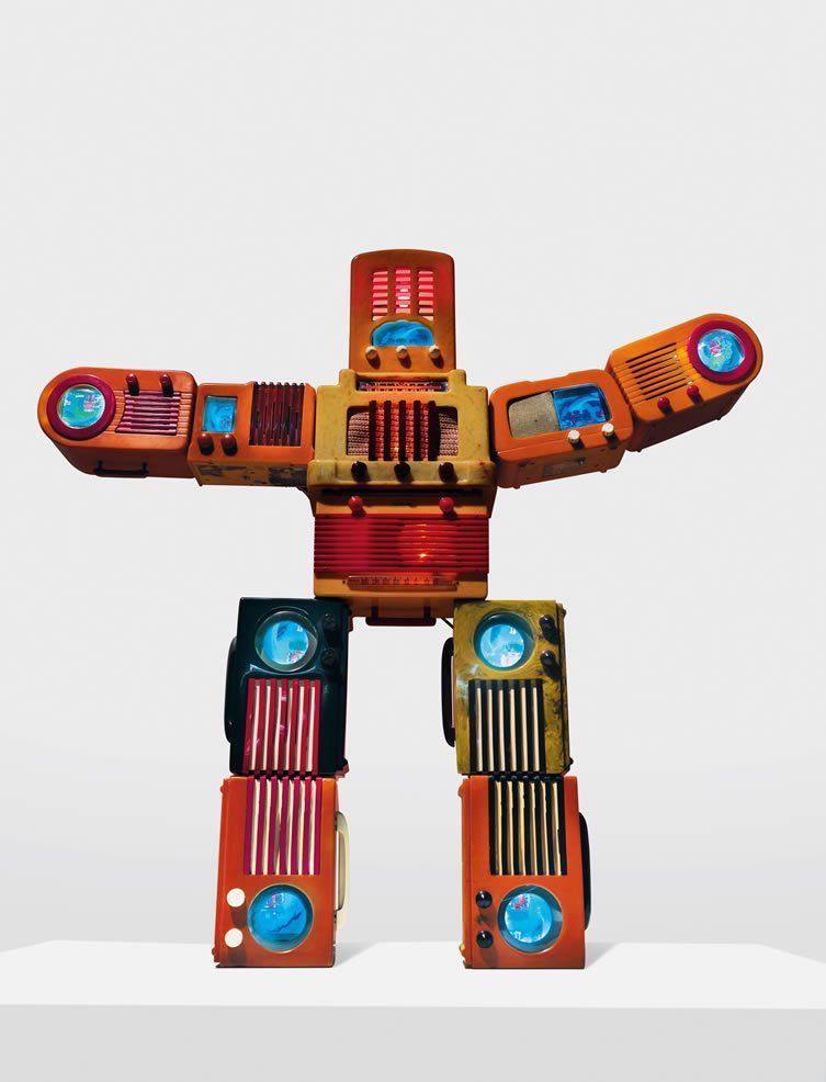 Bakelite Robot
